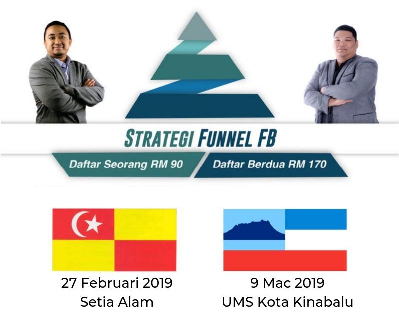 Seminar Funnel FB Page
