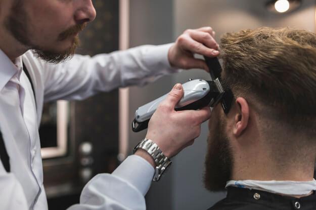 bisnes gunting rambut